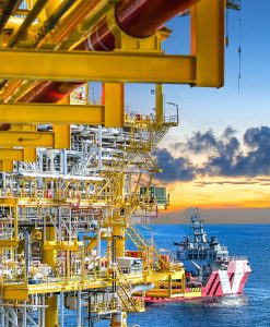 Oil and Gas Offshore Tetra Communications