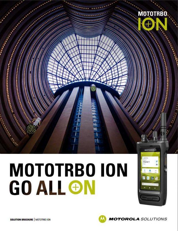 MOTOTRBO-ION-BROCHURE-MOTOROLA-SMART-RADIO