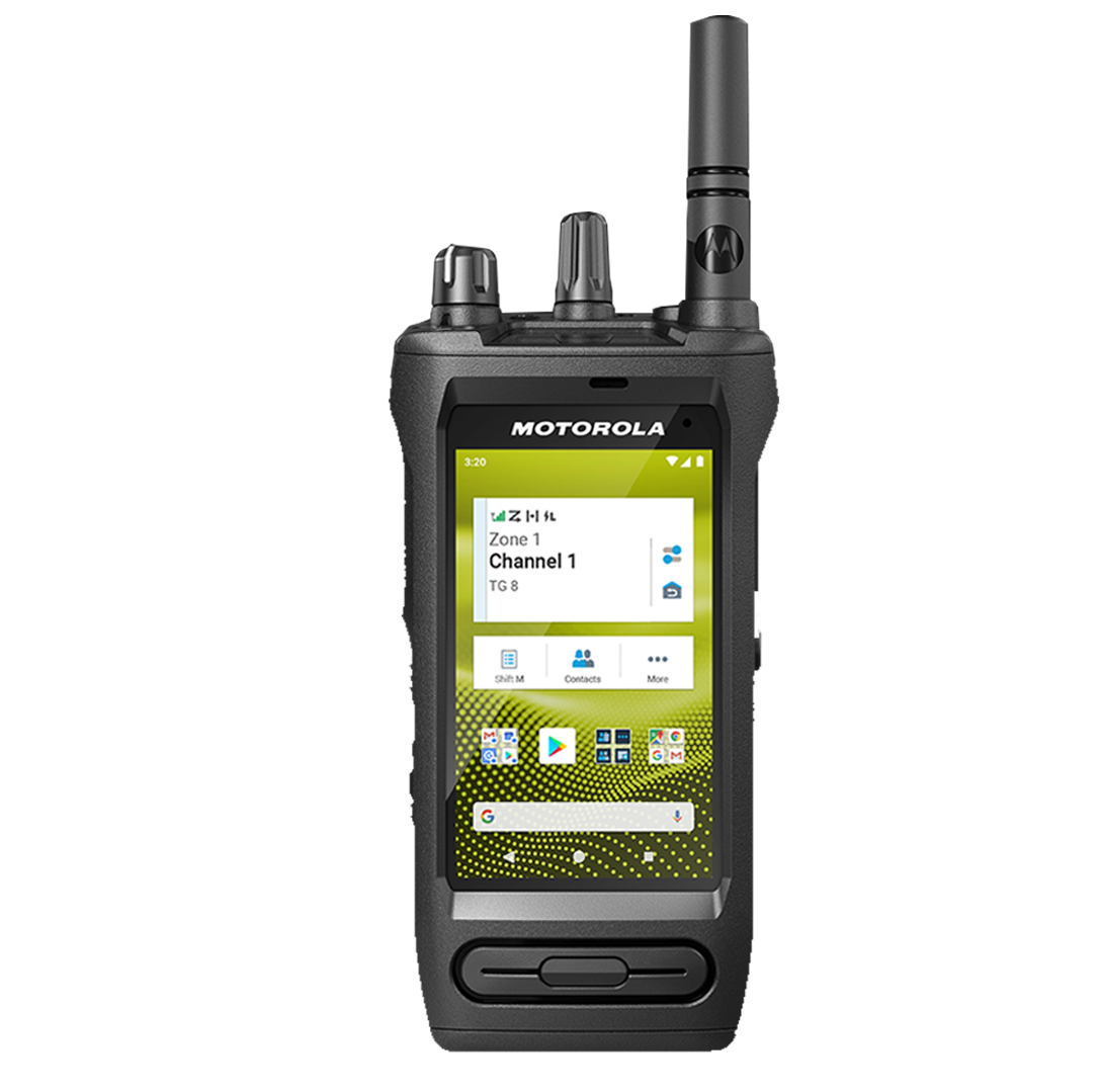 MOTOTRBO ION Two Way Radios with Touch Screen