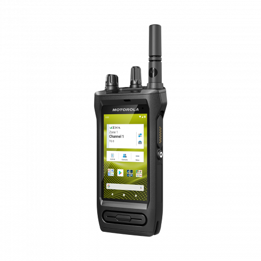 MOTOTRBO ION Two Way Radios right view