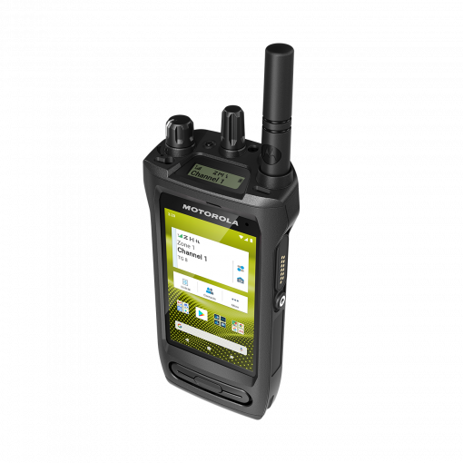 MOTOTRBO ION Two Way Radios right top