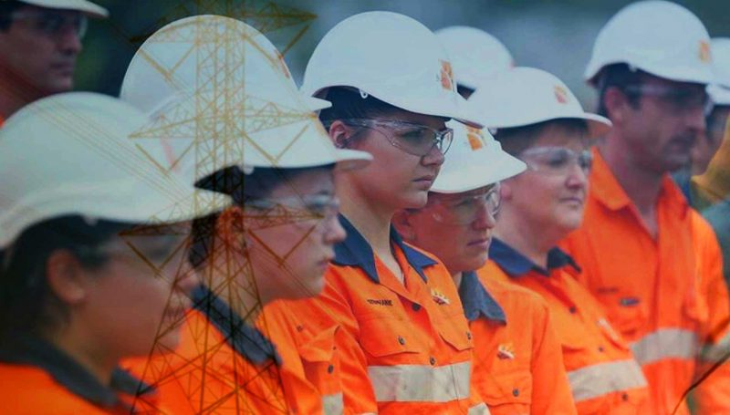 Satellite Communications to Mine Workers