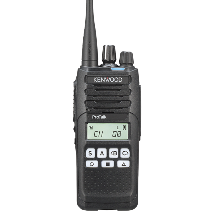 Kenwood TK-3710X-ProTalk-80-Channel-Trans