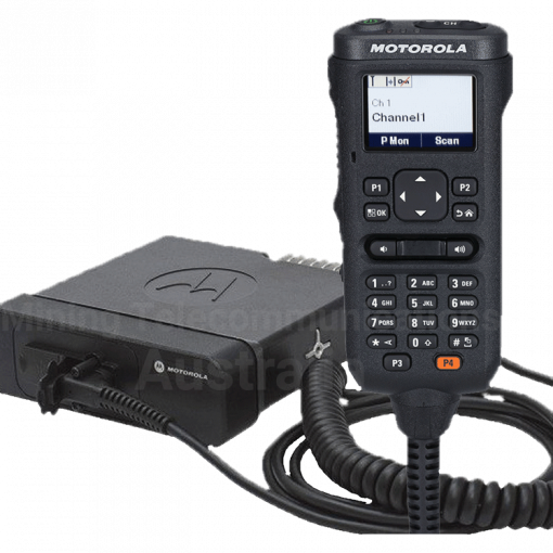 DM4601e Two Way Radio with Controller Mic