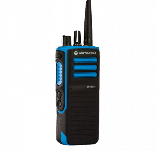 Motorola DP4401EX ATEX Two Way Radios