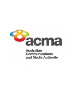 ACMA Frequency Two Way Radio License
